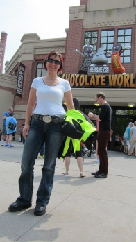 Chocolate World Rocks!