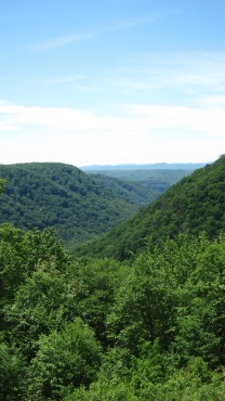Babcock National State Park, West Virginia