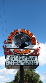 Iron horse saloon