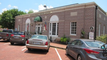 The Nacogdoches Visitor Information Centre
