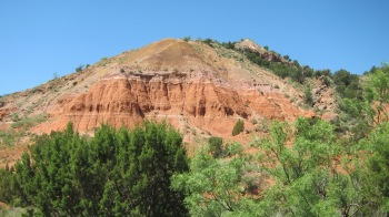Palo Duro Canyon, Texas The Little Grande Canyon