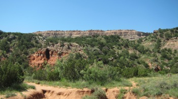 Palo Duro Canyon, Mexico