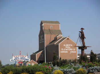 The Art Gallery in Dawson Creek