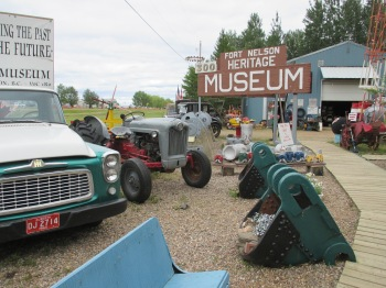 My visit to the Fort Nelson Museum was amazing.   If you have an opportunity to stop in it's well worth the visit!
