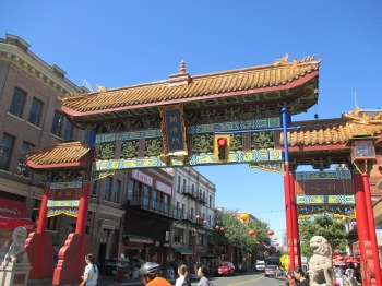 Victoria has the oldest Chinatown in Canada and the second oldest in North America after San Francisco
