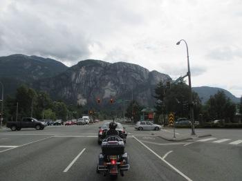 Near Squamish, BC