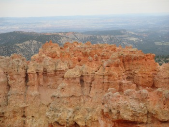 Agua Canyon is one of the may spectacular lookouts in Bryce Canyon National Park